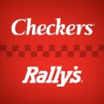 checkers and rally logo